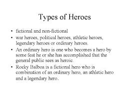 types-of-heroes